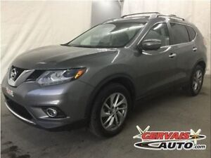Nissan Rogue SL AWD Navigation Cuir Toit Panoramique MAGS 2014