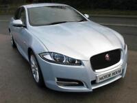 Jaguar XF 2.2TD ( 200ps ) ( s/s ) Auto 2014 R-Sport