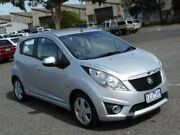 2011 Holden Barina Spark MJ CD Silver 5 Speed Manual Hatchback Maidstone Maribyrnong Area Preview