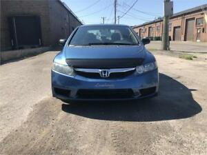2009 Honda Berline Civic DX-A-WOW116515 KM CERTIFIE-WOW