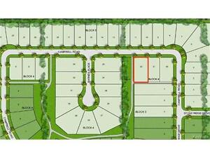 FINAL PHASE LOTS IN STONE RIDGE MEADOWS STONEWALL