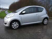 CITROEN C1 1.0 VTR PLUS 3d 68 BHP (grey) 2010