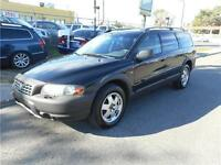 VOLO XC70 CROSS COUNTRY 2.5T AWD 2004*VISA*MASTER*CARD**ACCEPTÉ