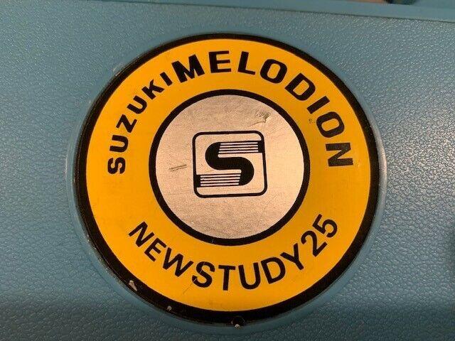 Suzuki Melodion New Study 25