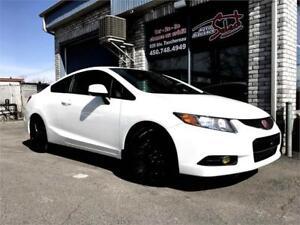 2012 Honda Civic Coupé LX **MANUAL**