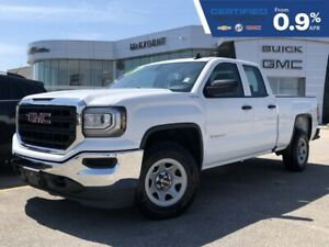 2017 Gmc Sierra 1500 4x4 Double Cab | Touchscreen Radio | Seatin