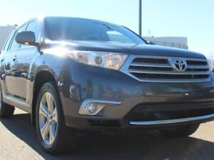 2013 Toyota Highlander V6 LIMITED, ONE OWNER!! SUNROOF, BACKUP C