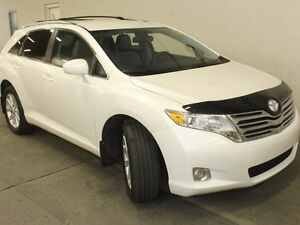 2012 Toyota Venza Standard package All-wheel Drive (AWD)