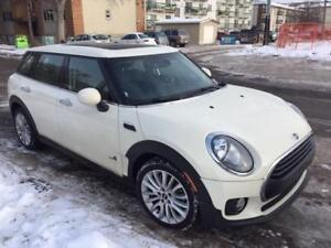 2017 MINI Cooper Clubman,AWD.Drive me away for only 190.00 B/W