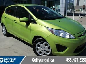 2013 Ford Fiesta SE Hatch Auto LOW KM
