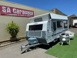 JAYCO WESTPORT 18' with AIR COND. and AWNING Klemzig Port Adelaide Area Preview