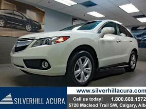 2015 Acura RDX TECH AWD *Local One Owner, Clean Carproof*