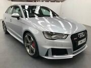2016 Audi RS3 8V MY16 SPORTBACK S TRONIC QUATTRO Silver Steptronic Hatchback Fyshwick South Canberra Preview