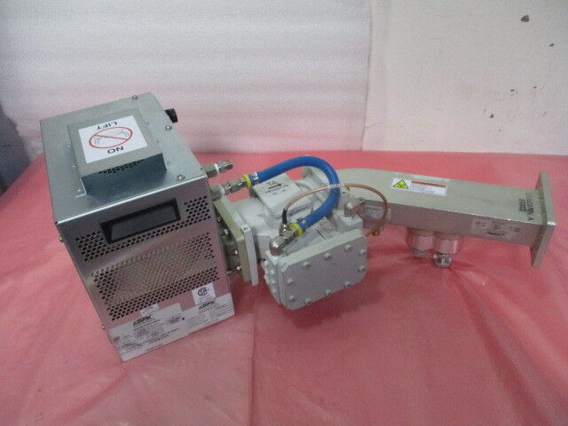 Astex D13449 Microwave Magnetron, D13604 Waveguide, C13477 Isolator AMAT, 324726