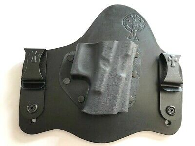 CrossBreed Super Tuck Holster fits GLOCK 17 19 Right Hand Black Cowhide  for sale  Shipping to Canada
