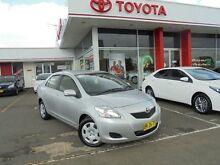 2012 Toyota Yaris YRS 1.5L PETROL AUTOMATIC SEDAN Silver Pearl Automatic Sedan Belmore Canterbury Area Preview
