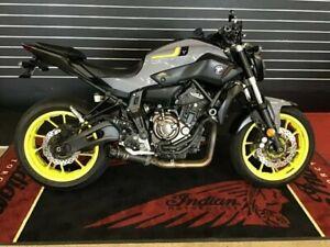 2016 Yamaha MT-07 LA Auburn Auburn Area Preview