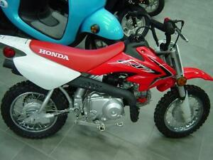 2017 HONDA Off Road CRF 50 FH