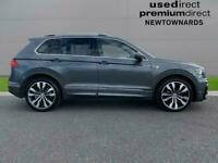 2018 Volkswagen Tiguan 2.0 Tdi 150 4Motion R-Line 5Dr Dsg Auto Estate Diesel Aut