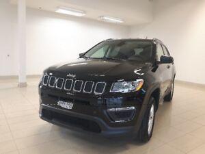 2017 Jeep Compass Sport, 4X4, ALLURE SPORT, TEMPS FROID, CAMERA