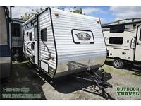 17 Travel Trailer with Bunks for rent! Booking Now!