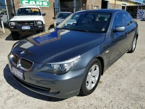 2008 BMW 523i E60 MY07 Grey 6 Speed Auto Steptronic Sedan Wangara Wanneroo Area Preview