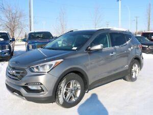 2018 Hyundai Santa Fe Sport SPORT SE, 2.4L, AWD, BLUETOOTH MEDIA
