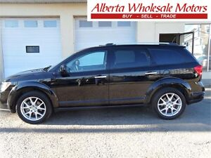 2015 DODGE JOURNEY R/T AWD 7 PASSENGER WE FINANCE ALL EASY