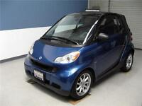 2009 SMART FOUR TWO ONLY 36,000 KMS! $44 BI WEEKLY