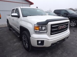2015 GMC Sierra 1500 SLT 4x4 LEATHER SUNROOF