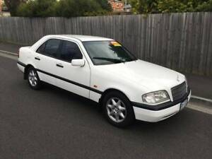 1994 MERCEDES BENZ C220 CLASSIC (FOUR CYLINDER AUTO) North Hobart Hobart City Preview