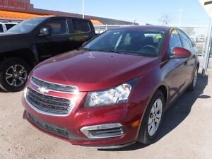 2015 Chevrolet Cruze 1LT, PST paid, rem. start, sunroof, Pioneer