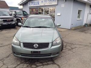 2006 Nissan Altima 2.5 S Fully Certified! No accidents!