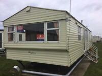 Static Caravan Nr Clacton-on-Sea Essex 2 Bedrooms 6 Berth Delta Santana 2009