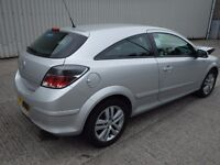 """VAUXHALL ASTRA MK 5 SXI ALLOY WHEELS INC TYRE 16"""" 4X ( MAY PX ASK )"""