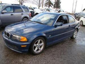 2001 BMW 325 CI - 172 K * AUTO * FULLY LOADED