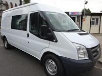 Ford Transit Crew Van, Tour Bus, Splitter Van North London