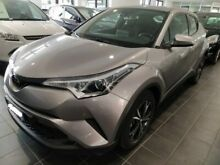 TOYOTA C-HR 1.2 Turbo CVT Active
