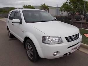 2007 Ford Territory 7 seater SUV