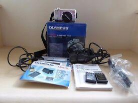 Olympus Camedia C-760 Ultra Zoom Camera