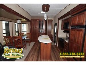 New 2017 Forest River Wildcat 323 MK 5th Wheel Windsor Region Ontario image 18