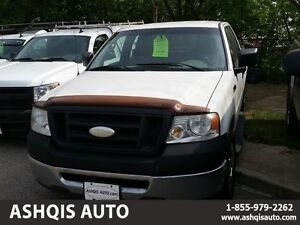 2007 Ford F-150 XL Extended Cab Remote starter 4 brand new tires