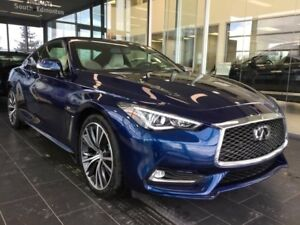 2018 Infiniti Q60 Coupe 3.0t LUXE W/ PRO-ACTIVE PACKAGE