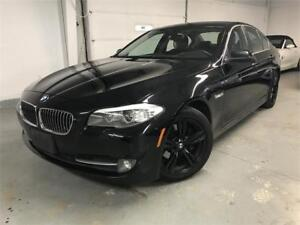 2013 BMW 528i xDrive|NAV|CAM|SUNROOF|LEATHER|NO ACCIDENTS