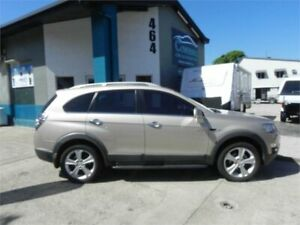 2012 Holden Captiva CG Series II 7 LX (4x4) Gold 6 Speed Automatic Wagon Earlville Cairns City Preview