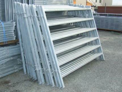 cattle panels 2100 x1800 mm new