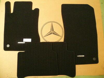 Fussmatten-Satz Original Mercedes-Benz W211 E-Klasse