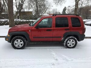2006 JEEP LIBERTY ** Mint Condition 4X4 ** Remote Starter **