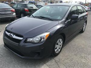 2013 Subaru Impreza 2.0i AWD A/C AUTOMATIQUE BLUETOOTH CRUISE