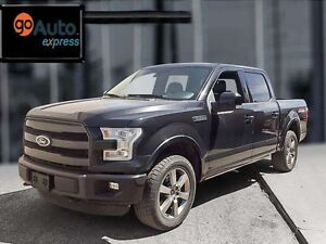 2015 Ford F-150 LARIAT LEATHER ROOF NAV. 1 OWNER